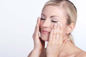 cerrar los poros dilatados