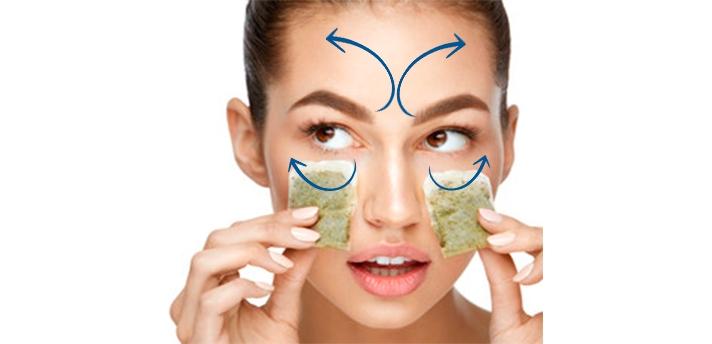 retención de líquidos en la cara