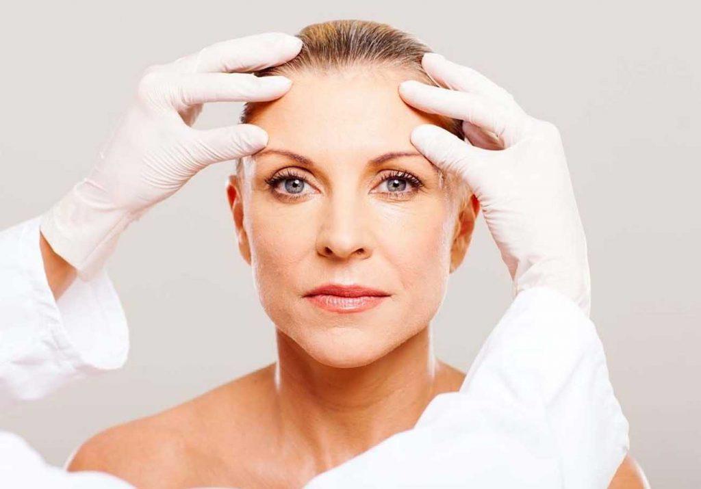 lifting facial con cirugía
