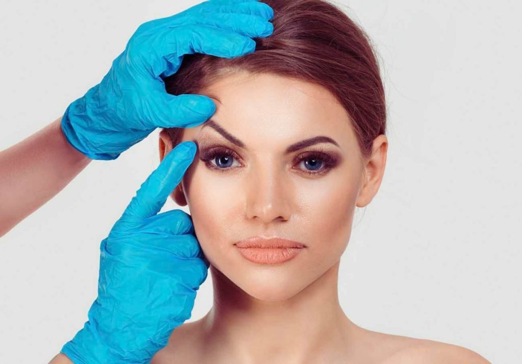 implante de cejas